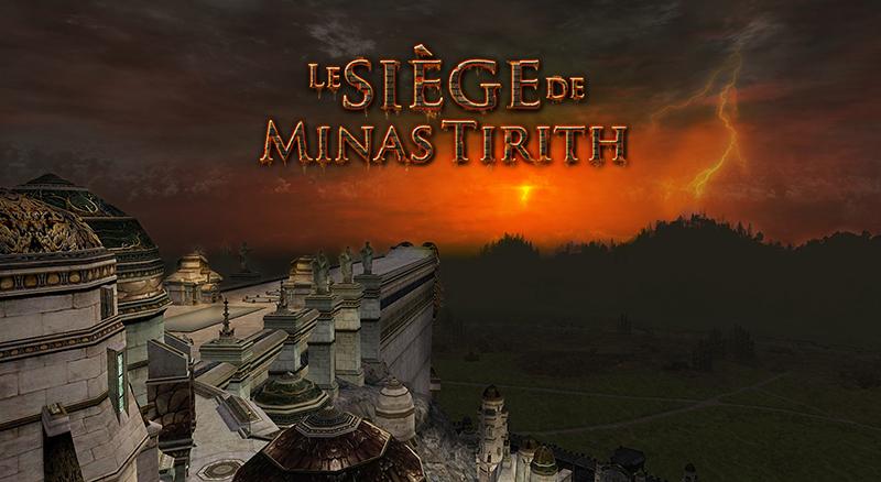 MàJ17 : Le siège de Minas Tirith